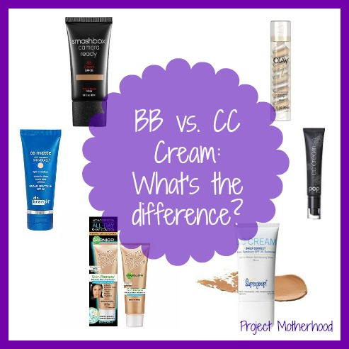 bb cream vs cc cream what 39 s the difference project motherhood. Black Bedroom Furniture Sets. Home Design Ideas
